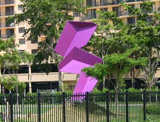 Las esculturas de Barrios se exhibirán en la popular avenida Park de Nueva York.