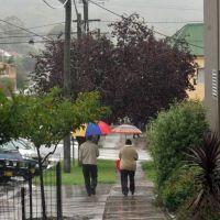 'La Niña' y la lluvia