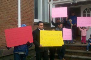Activista asegura no estafó a inmigrantes