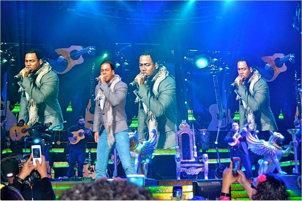 El joven cantante quiere animar a los hispanos a elegir al próximo presidente de los Estados Unidos en el 2012.