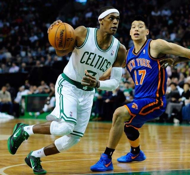 Celtics vencen a los Knicks de Carmelo y Lin