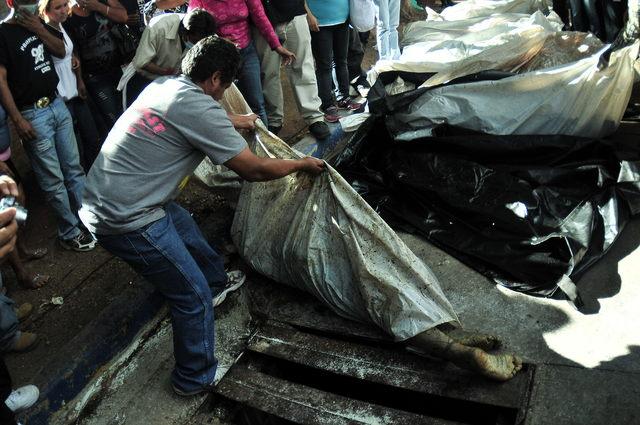 Identifican a 197 víctimas del incendio en Honduras