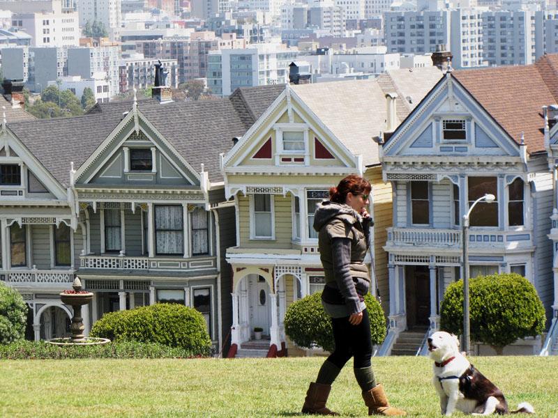 Aquella casa que teníamos en San Francisco