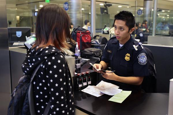 Bajo número de deportados con visas expiradas