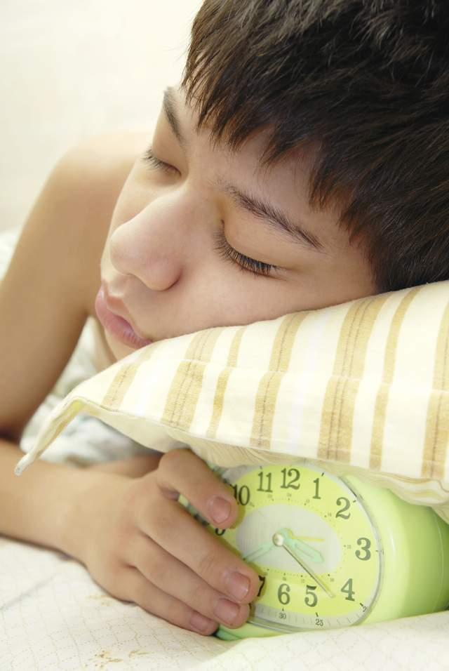 Buen descanso mejora el comportamiento