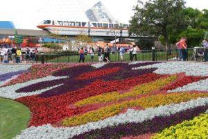Primavera llega a Disney con 30 millones de flores