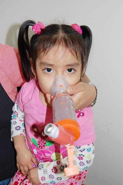 Fondos contra el asma en barrios latinos