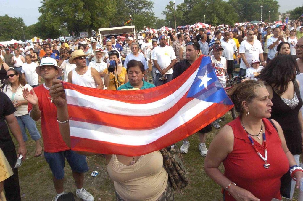 El Festival Puertorriqueño de Humbolt Park, en Chicago.