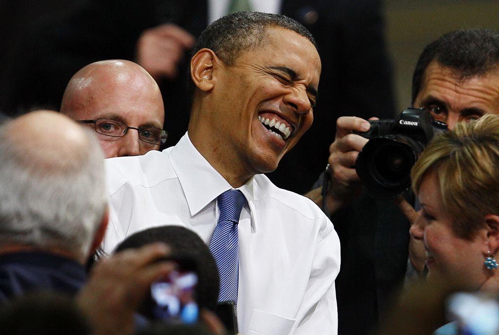 Obama lleva la ventaja en California
