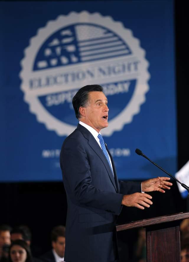 Súper Martes revela  debilidad de Romney
