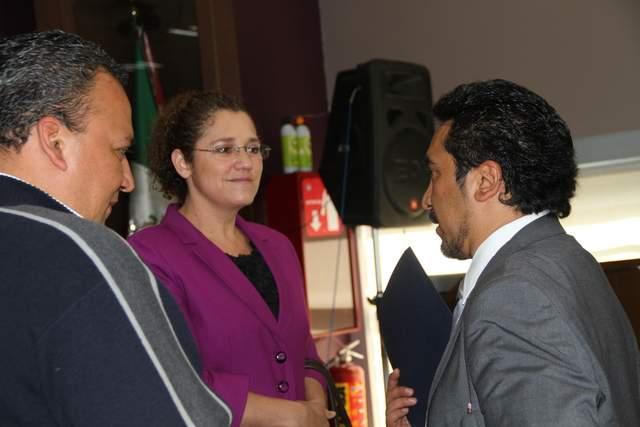 Maricela Contreras, asambleísta en el DF.