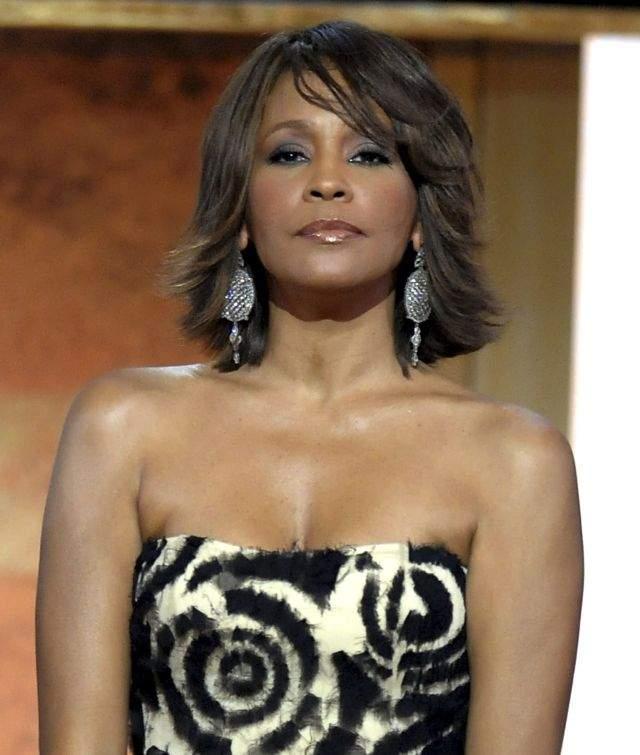 """Su álbum """"Whitney"""" fue el primero de una mujer en debutar como número 1 en la lista Billboard."""