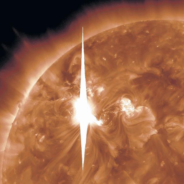 El fenómeno podría afectar las comunicaciones terrestres.