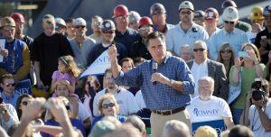 """Piden a Romney """"madurar"""" a la luz de su fe"""