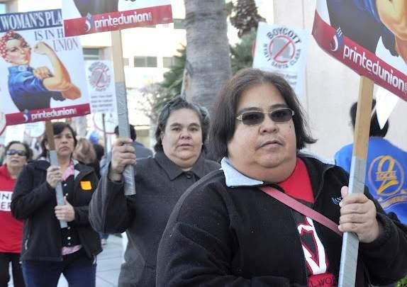 Mujeres piden respeto a Hyatt