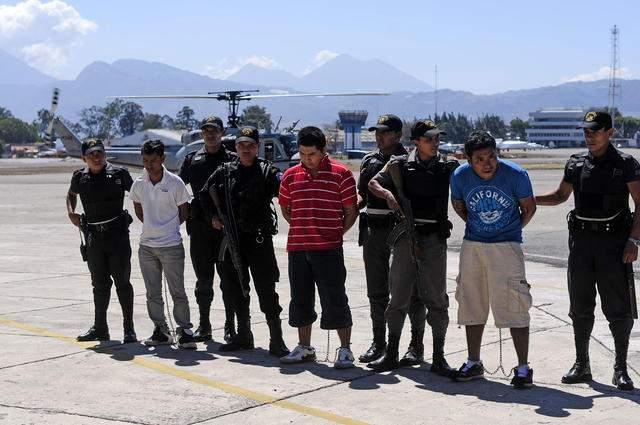 'Los Zetas', el más poderoso en Guatemala