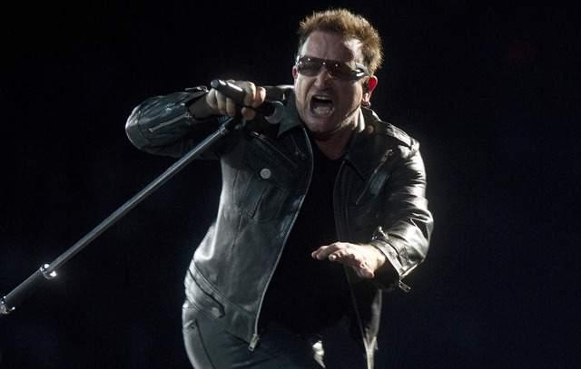 La conmovedora canción de Bono para los trabajadores de salud que luchan contra el COVID-19