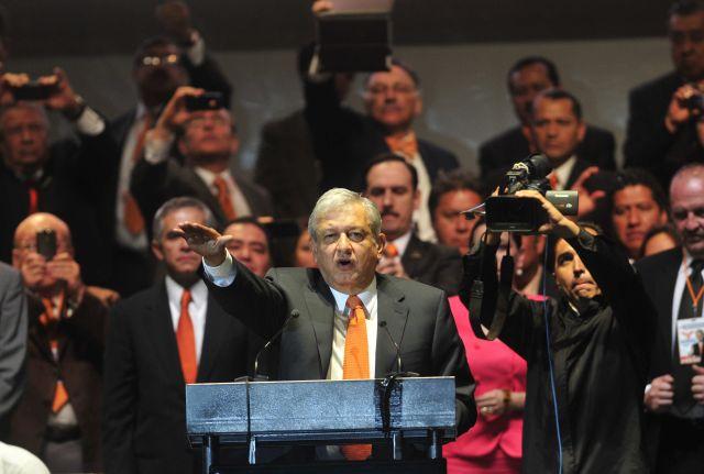 Vázquez Mota y López Obrador ya son candidatos presidenciales