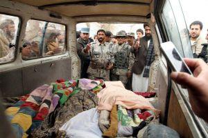 Obama expresa su pesar a Afganistán