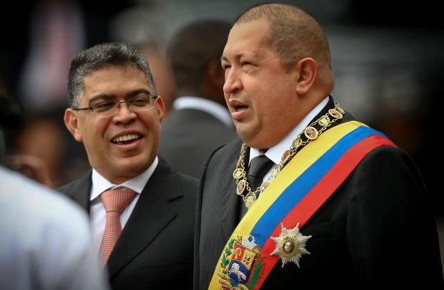 Chávez dice que su evolución es favorable