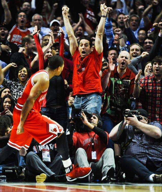 Los Bulls  aplastan a los Knicks