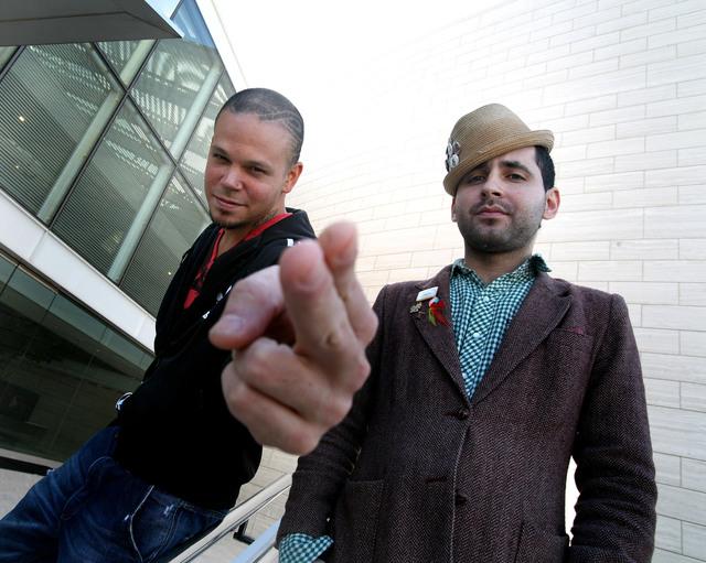 """René de Calle 13: """"Mi música no es de política"""""""