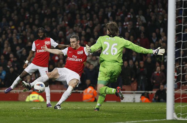 Arsenal sigue con vida