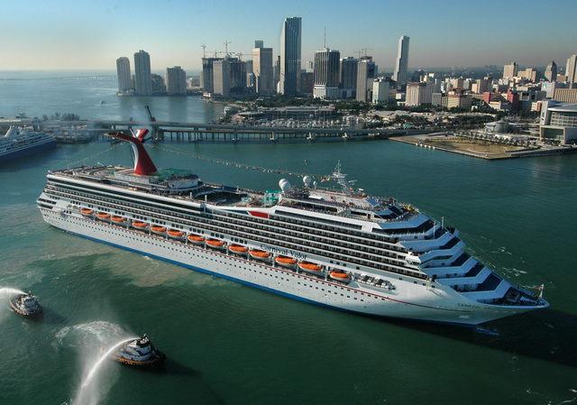 Optimismo en sector de viaje por cruceros