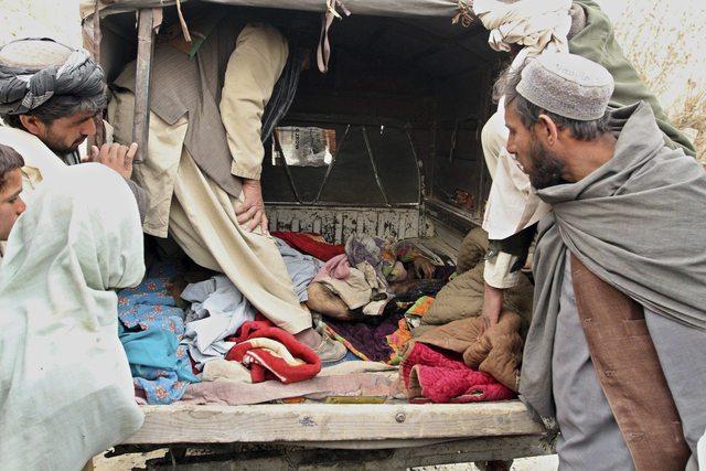 """Talibanes inician """"venganza"""" por matanza en Afganistán"""