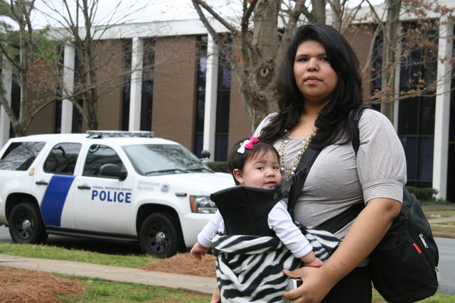 Lucha contra deportación