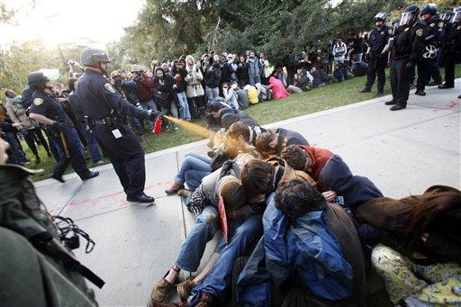 Revelarían nombres de policías involucrados en represión
