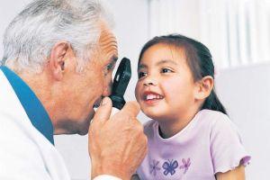 Pequeños prematuros tienen problemas de visión