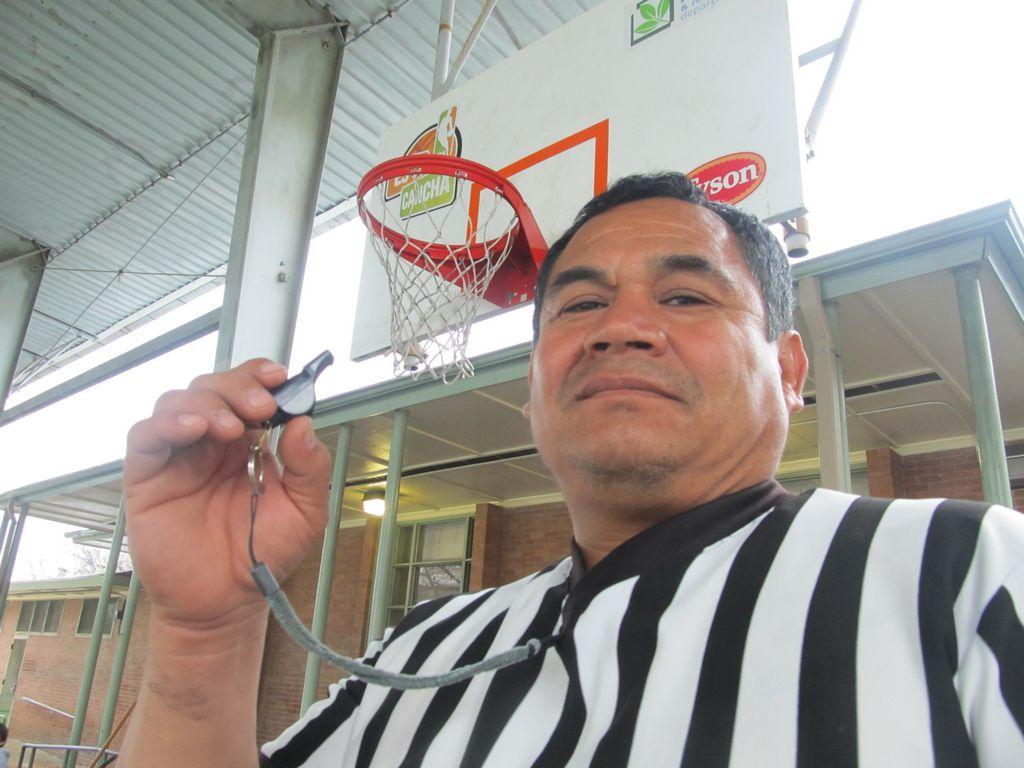 Una liga de basquetbol para hispanos en Houston