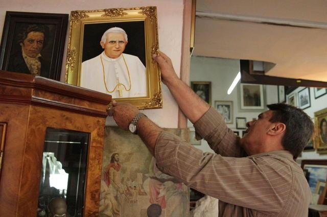 Vaticano se alista para el viaje del Papa