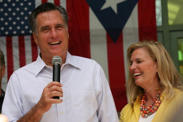 Romney gana en Puerto Rico