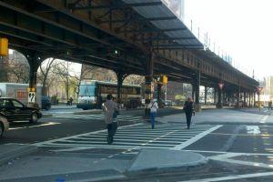 Eliminan peligros de intersección en El Bronx