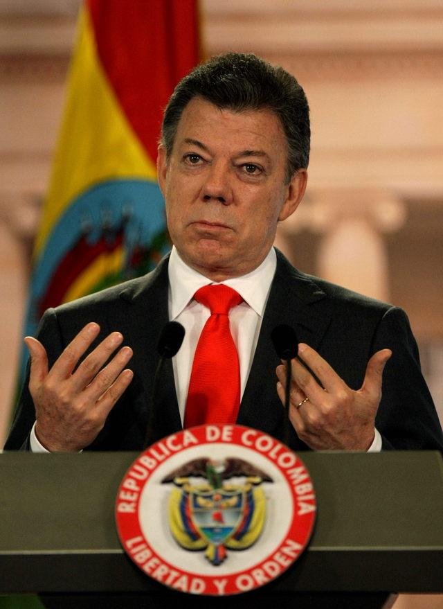 Santos y Obama  sobre Cumbre de  las Américas