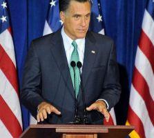 Otro duelo de Romney y Santorum