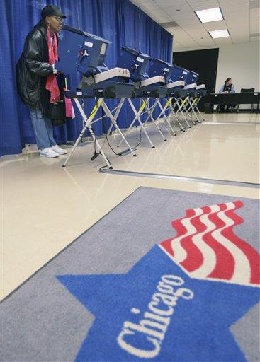 Pese a victoria de Romney; hay desconfianza en Illinois