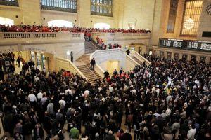 Grand Central Terminal se prepara para celebrar