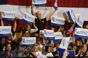 Mitt Romney gana en Illinois