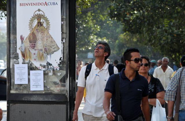 'Quieren estropear visita papal'
