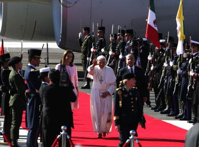Fuerte y directo el mensaje del Papa para Cuba y México