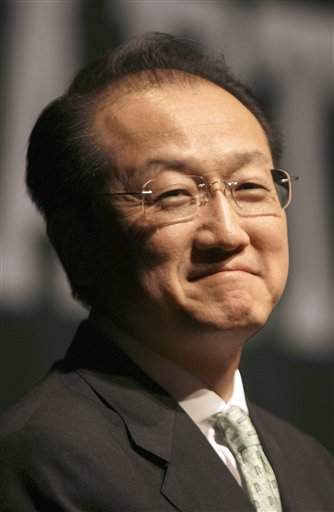 Jim Yonk Kim, el candidato de Obama al BM