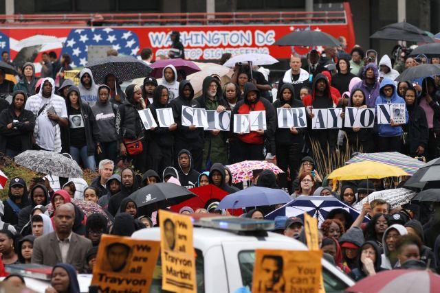 Abogados se arman en el caso Trayvon Martin