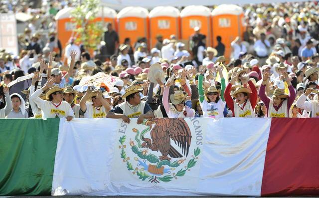¡Benedicto, ya eres mexicano!