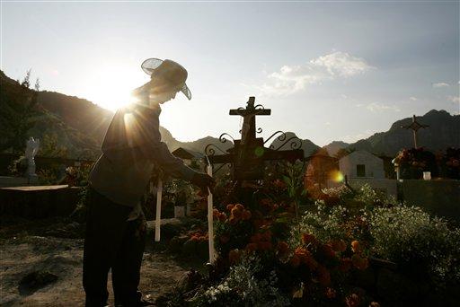 Impunes cuatro de cada cinco homicidios en México