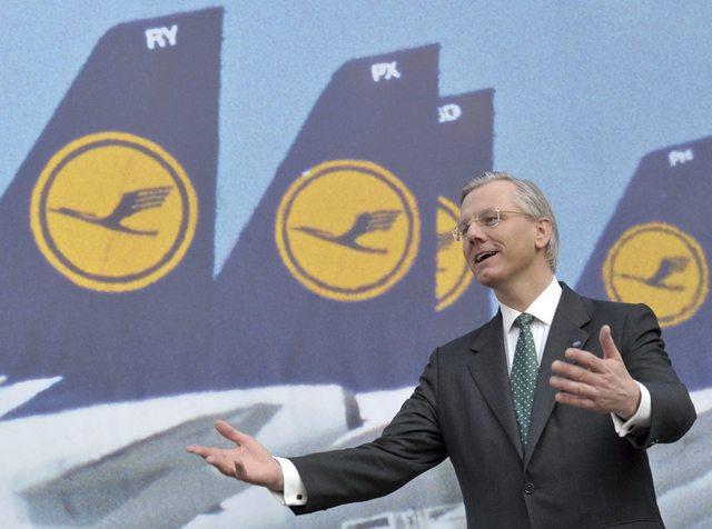 Lufthansa cancela 400 vuelos