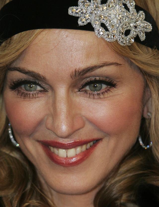 Madonna estrenó el martes 'MDNA', décimo segundo álbum de estudio de su carrera.