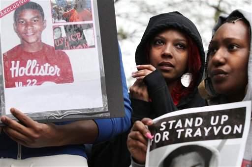 Dos millones estampan su firma por Trayvon